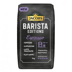Jacobs Barista Editions Espresso Cafea Boabe 1kg