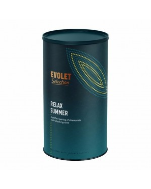 Ceai infuzie la tub Relax Summer, Evolet Selection 250g