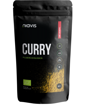 Curry Pulbere BIO (Ecologica) 60g