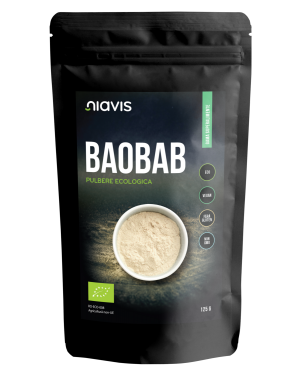 Baobab Pulbere BIO (Ecologica) 125g
