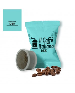 Capsule Il Caffe Italiano DEK – Compatibile Espresso Point® 100 buc