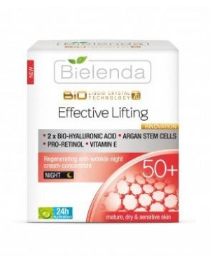 BIOTECH 7D Crema lifting de noapte 50+ 50ml