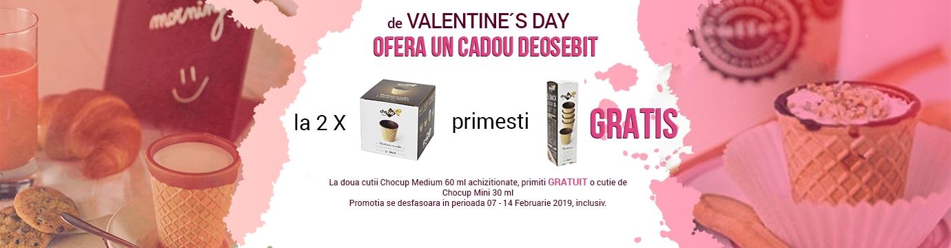 Oferta Valentines Day 2 X Chocup 60ml